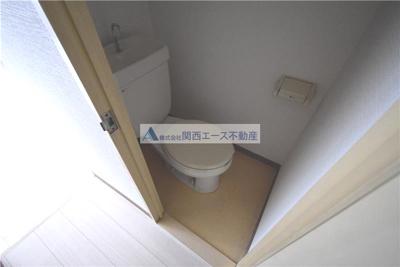 【トイレ】シャトレ小阪