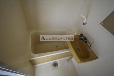 【浴室】シャトレ小阪