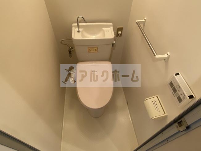 コートハウス中野 おトイレ