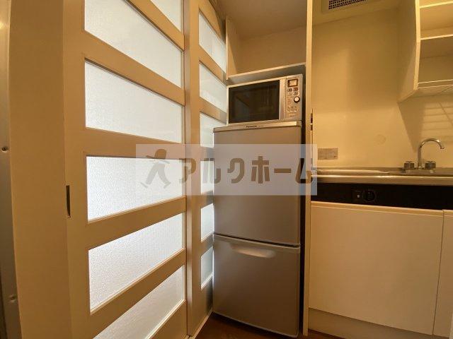 コートハウス中野 冷蔵庫