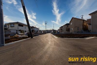 【外観】武蔵村山市学園1丁目 売地 全10区画 9号区画