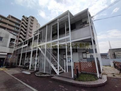 【外観】レオパレスISLAND HILLS