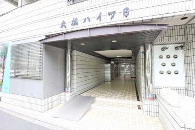 【エントランス】大拓ハイツ6