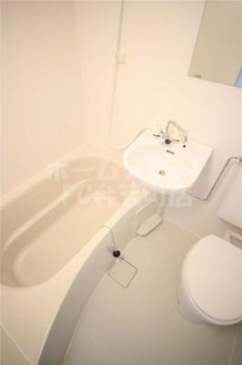 【浴室】銀玉ハイツ