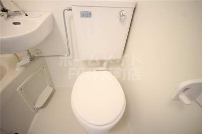 【トイレ】銀玉ハイツ