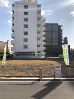 【外観】淀川区三国本町3丁目 売土地(建築条件付)