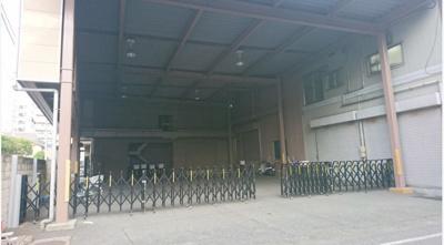 【外観】川崎市中原区上丸子八幡町 貸倉庫