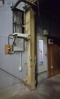 【内装】川崎市中原区上丸子八幡町 貸倉庫
