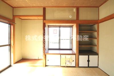 【居間・リビング】第一稗田住宅