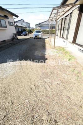 【駐車場】第一稗田住宅