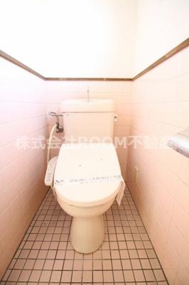 【トイレ】第一稗田住宅