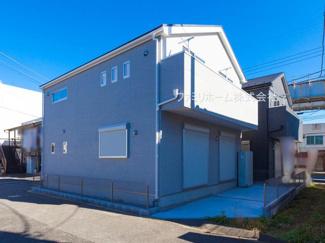 千葉市稲毛区轟町 新築分譲住宅 ※令和2年11月現地写真です。