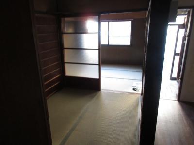 【内装】西院下花田町貸家・西