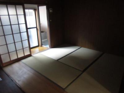 【和室】西院下花田町貸家・西