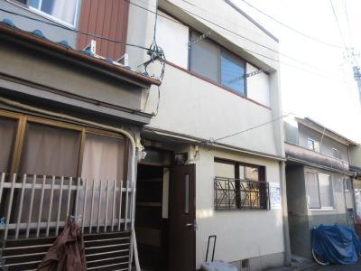 【外観】西院下花田町貸家・西