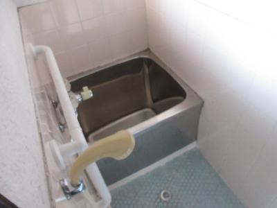【浴室】西院下花田町貸家・西