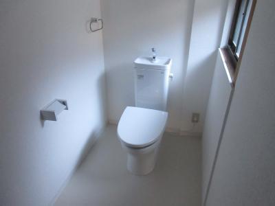 【トイレ】西院下花田町貸家・西