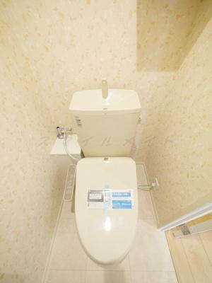 【トイレ】リクヴィルⅠ