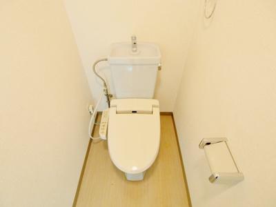 【トイレ】森本第5ビル