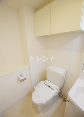 【トイレ】浅草橋レジデンス
