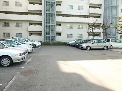 【駐車場】コープ野村江坂台