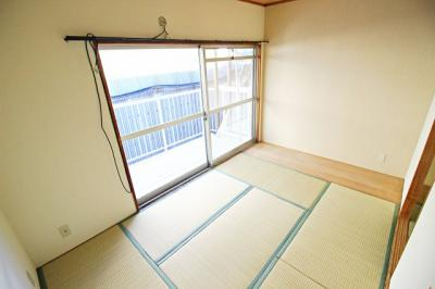 【和室】笹倉ハイツ