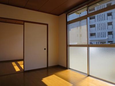 【居間・リビング】内田アパート