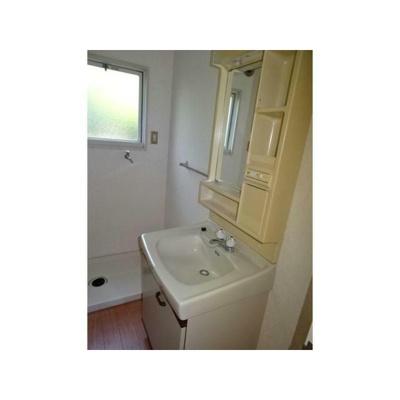 広い洗面スペース※イメージ