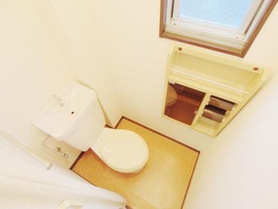 【トイレ】タウニィ柏木