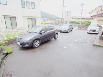 【駐車場】タウニィ柏木