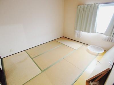 【和室】タウニィ柏木