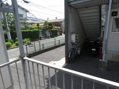 【展望】田畑マンションA棟