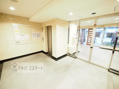【ロビー】Momon Residence(モモンレジデンス)