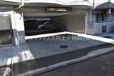 【エントランス】ハイネス弘明寺