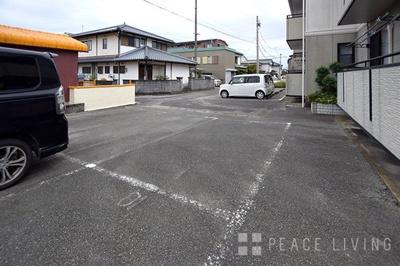 【駐車場】ハイツファミール