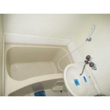 【浴室】コーポアミ