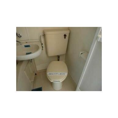 【トイレ】コーポアミ