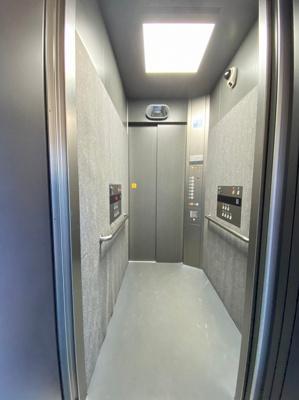 2階までエレベーターでラクラク上がれます♪疲れた時や荷物の多いときにもエレベーターは嬉しい★