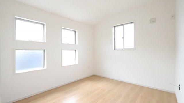 お子さんのためのお部屋にもぴったりです 吉川新築ナビで検索