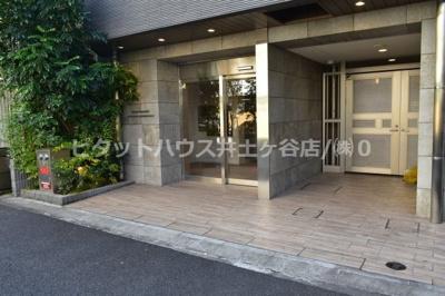 【エントランス】GROWS RESIDENCE横浜大通り公園