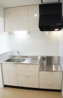 【キッチン】小樽市色内2丁目一棟アパート