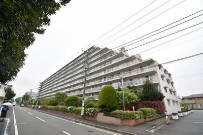 東横線「大倉山」駅徒歩9分! 総戸数194戸、昭和48年6月築、管理人は日勤勤務につき管理体制良好です♪
