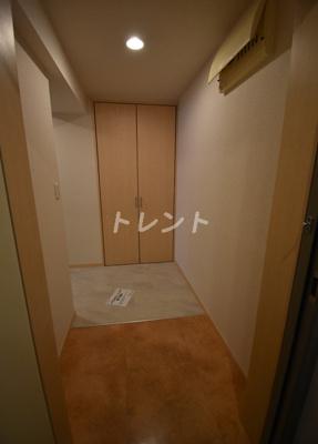 【玄関】ハイリーフ芝大門