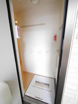 【玄関】ラマージュⅠ