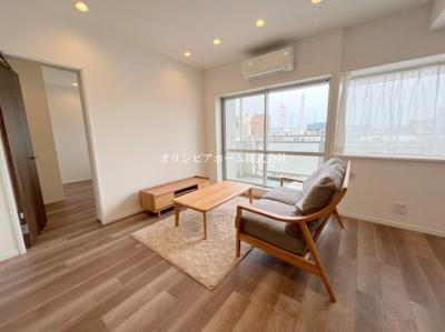 【キッチン】ツインシティ東砂アネックス 5階 空室