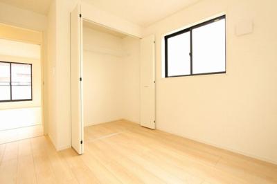 たっぷりとした収納スペースです:建物完成しました♪♪毎週末オープンハウス開催♪八潮新築ナビで検索♪