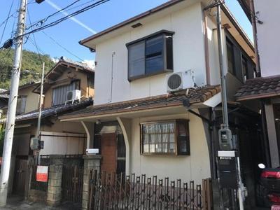 【外観】松ヶ崎御所ノ内町 中古戸建 5DK