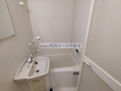 【浴室】ヴィラハピネス