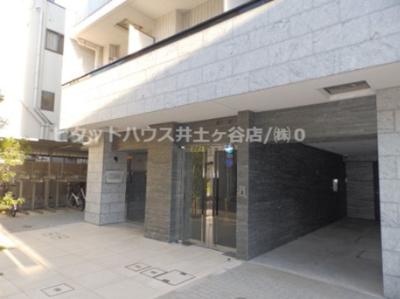 【エントランス】マークス横浜橋通り
