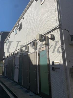 【外観】サークルハウス四つ木壱番館